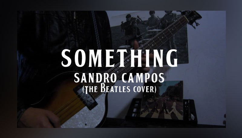 Something (The Beatles Cover)
