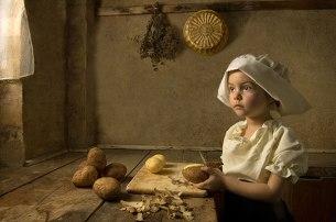 5-year-old-daughter-classic-paintings-bill-gekas-8