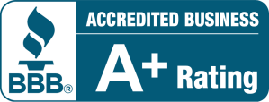 A Rating - Better Business Bureau Accredited