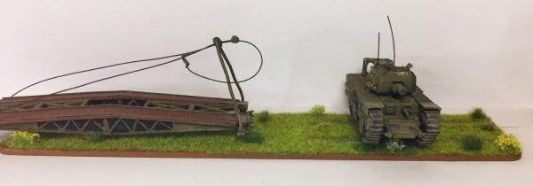 15mm Churchill avre fittings & sbg bridge conversion