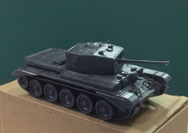 1/56th Italeri Cromwell kit