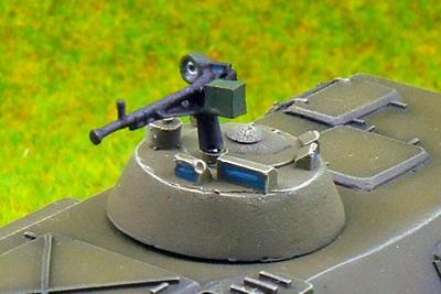 MTLB-u (ACRV) Artillery Command vehicle