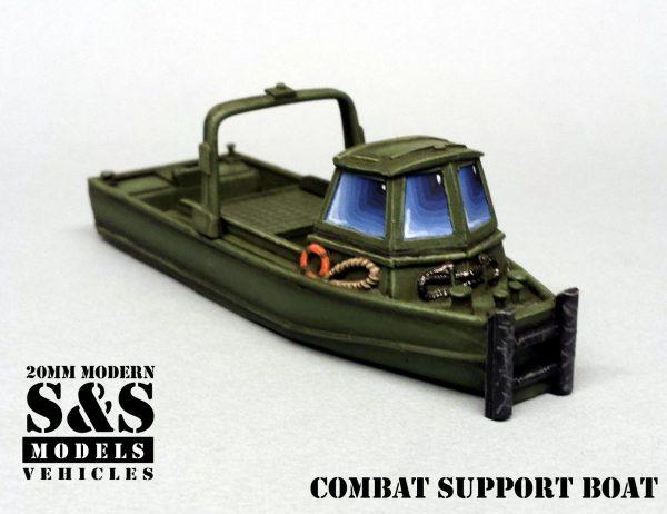 GB Combat support boat