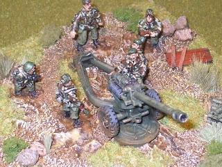 28mm L118 105mm light gun