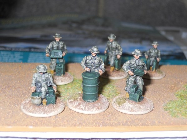 NATO logistic crew pack of 6
