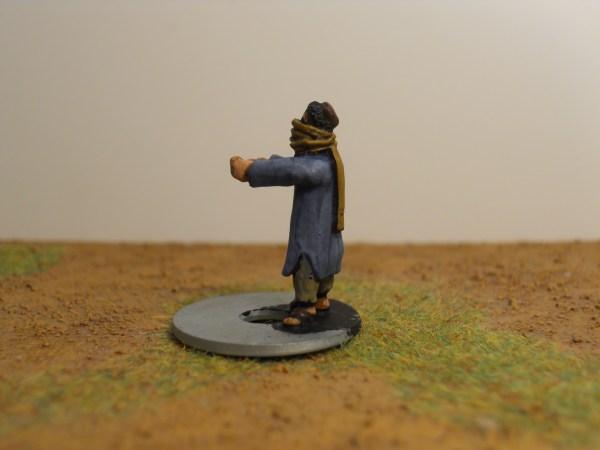 Afghan technical gunner