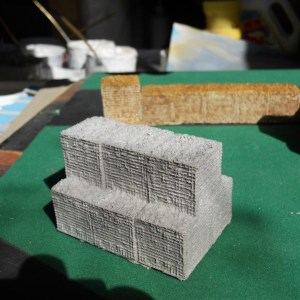 Hesco bastion double stacked wall (large-28mm)