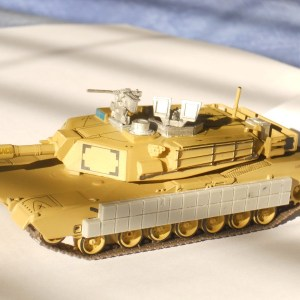M1 Abrams Tusk upgrade kit