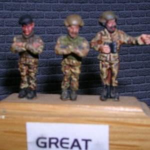 Cold war GB tank crew
