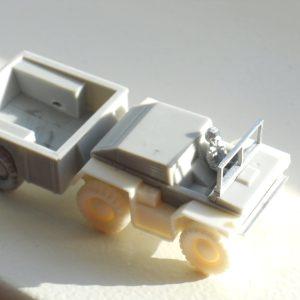 Gama Goat 6x6 truck