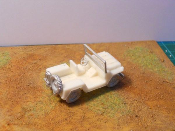 Ford MUTT & MG
