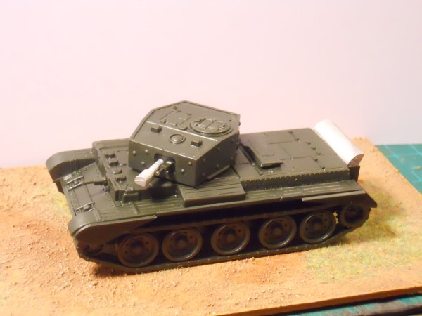1/72 Armourfast Cromwell & 95mm conversion kit offer