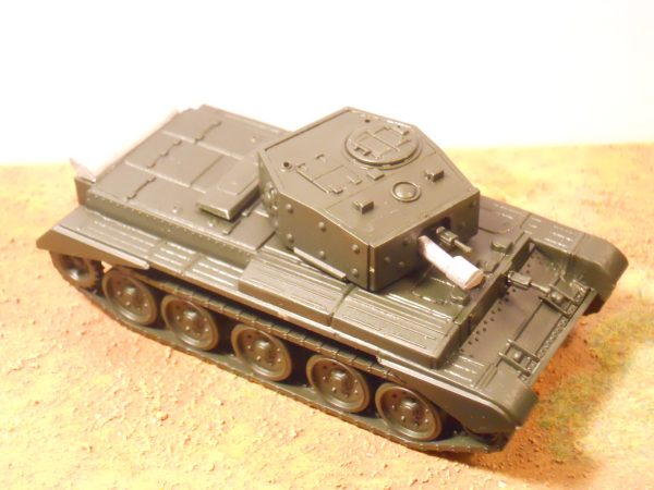1/72 Cromwell 95mm howitzer conversion kit