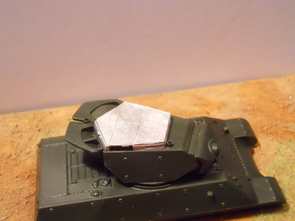 1/72 M10 Armoured roof conversion