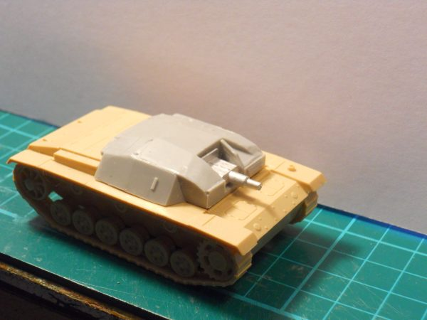 1/72 Stug 3B conversion kit