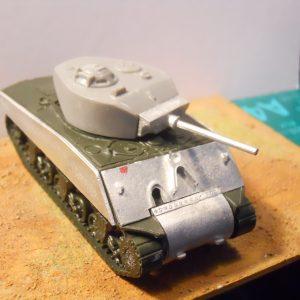 Sherman M4A3E2 jumbo conversion kit