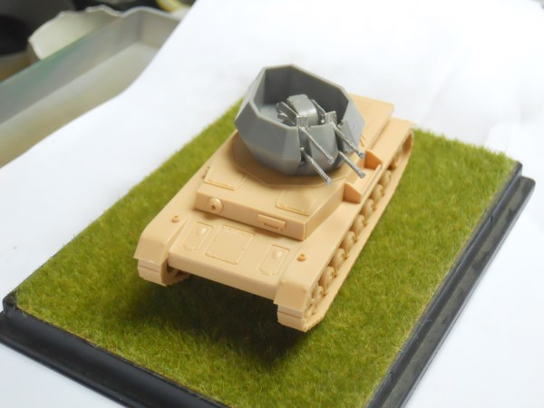 PZ 4 Whilrwind A/A turret conversion kit
