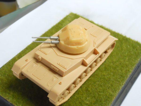 PZ4 Kugelblitz turret conversion kit