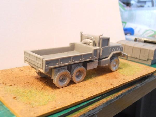 M923A1 5 ton 6x6 truck