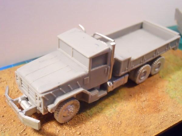 M923 5 ton 6x6 truck