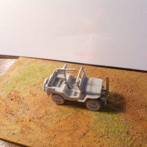 Basic Jeep and MG