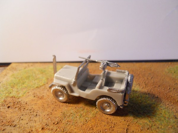 Basic Jeep and MG
