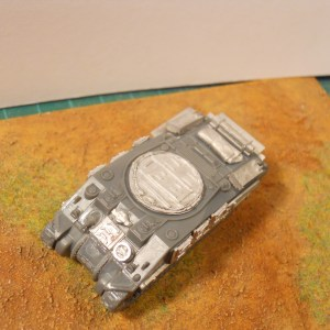 15mm GB M4 Sherman mk1 ARV conversion kit