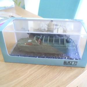 Blitz models DUKW amphibious truck