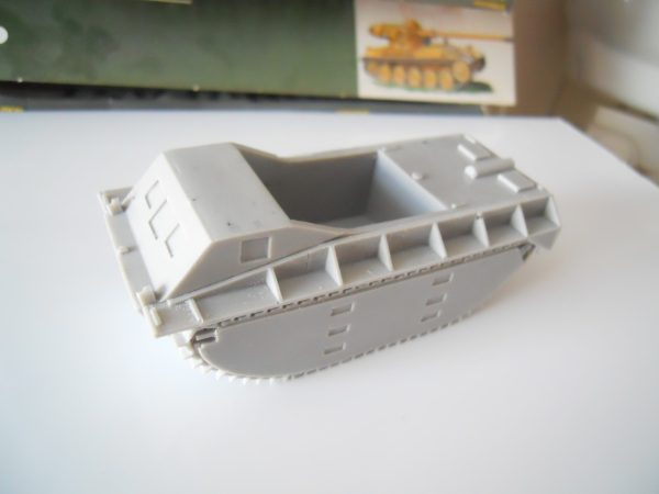 LVT 1 Amtrack