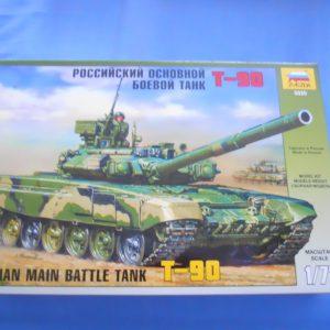 Zvezda T90 MBT