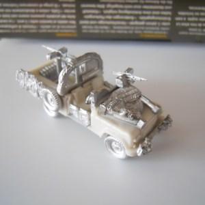 Later cold War SAS Land Rover 110