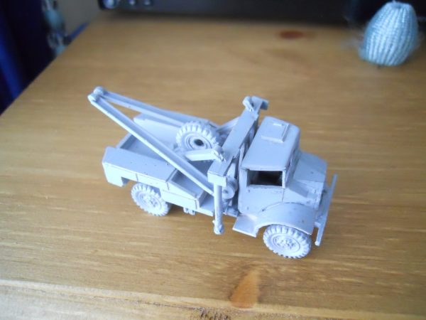 CMP Wrecker no 12 cab (solid)