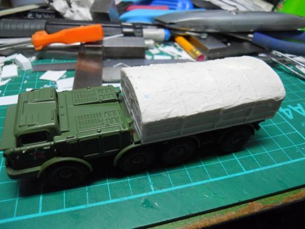 Fabbri Zil 135 G.S. body conversion