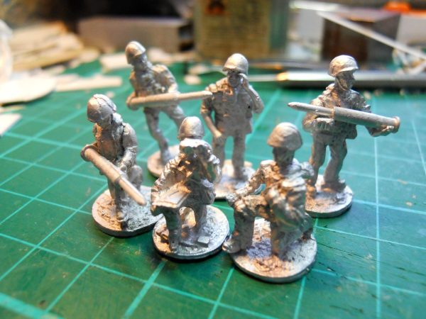 Russian MT12 a/t gun crew pk of 6