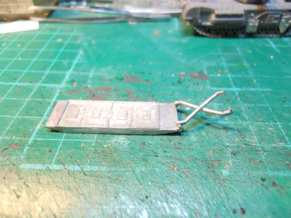 15mm 79th A/Div towed sledge conversion