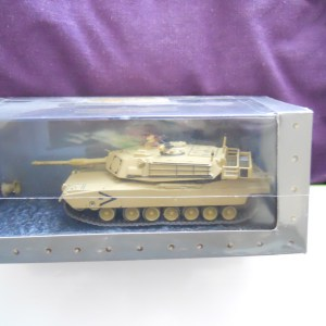 1/72 M1a1 Abrams diecast & tusk upgrade offer