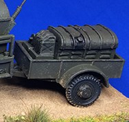 Half Track USA command conversion set