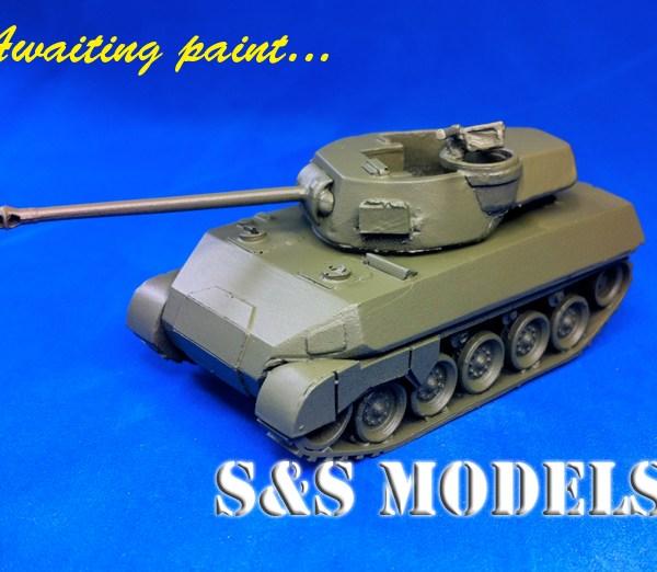 M18 Hellcat sp A/T gun