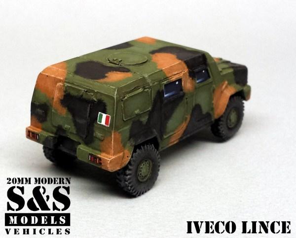 Italian Iveco LMV
