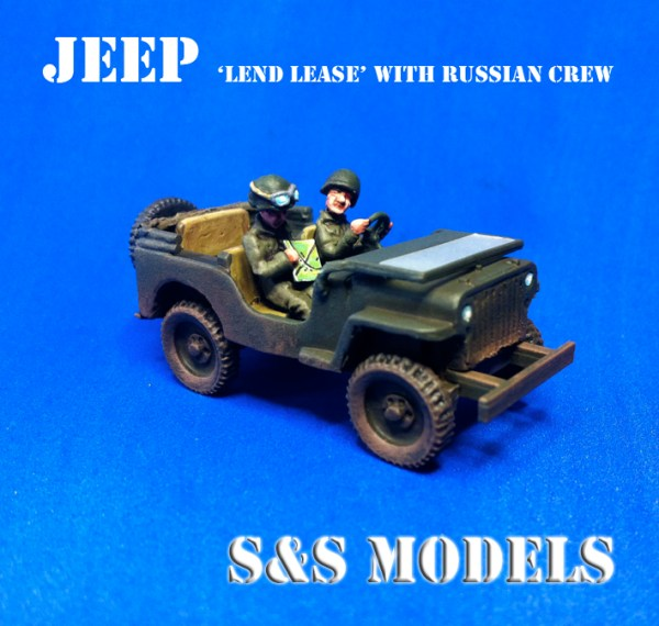 Jeep or MUTT crew pk of 2