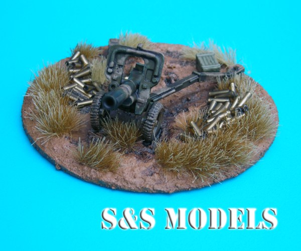 Oto Malera M56 105mm pack howitzer