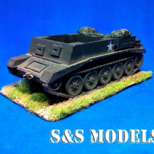 Armourfast Crusader (x2) & 1 x gun tractor conversion kit offer
