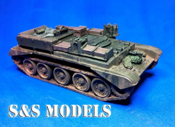 Armourfast Cromwell x1 & arv conversion kit offer