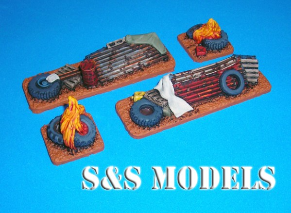 Hasty barricades