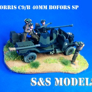 WW2 20mm Allied vehicles & guns