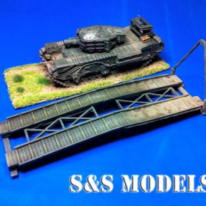 Churchill AVRE & sbg bridgelayer conversion kit