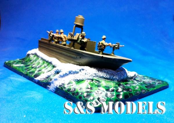 SOC-R spec ops boat & water base