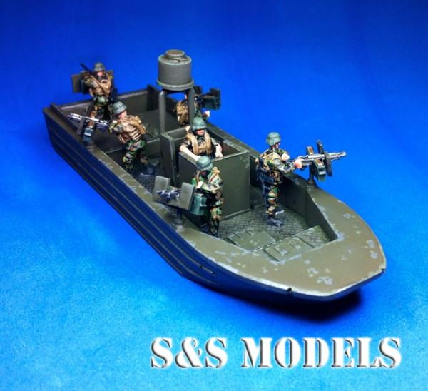 SOC-R spec ops boat