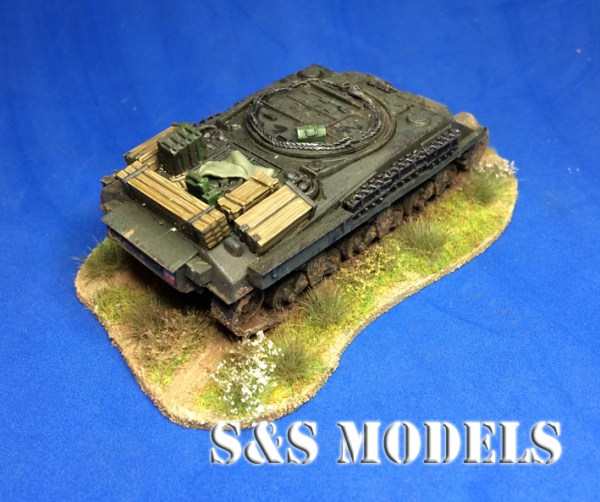 British M4A4 or M4A2 ARV mk1 conversion kit