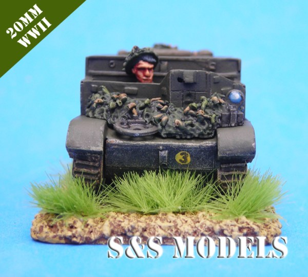 Universal Carrier & driver